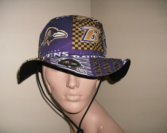 Ravens Bucket Hat