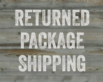 Returned Package Shipping