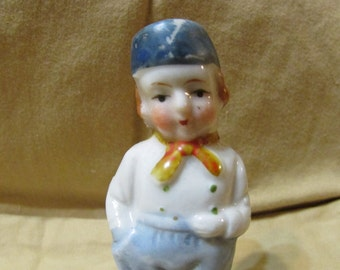 Japan Dutch boy Figurine vintage
