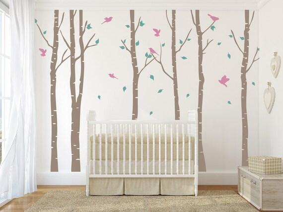 Schablone Wand Baum Wand Schablone Baum Mit