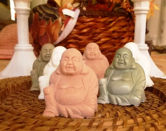 Buddha Shea Butter Soap Sandalwood Unscented Choose Scent Color