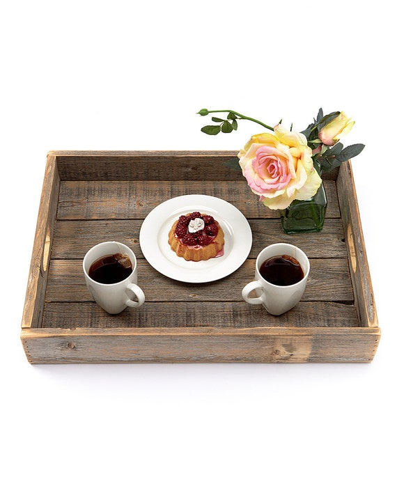 Reclaimed wood serving tray for Projects made out of wood