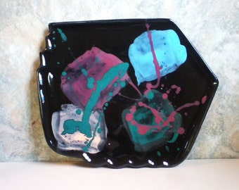 CLEARANCE Modernistic Art Tray