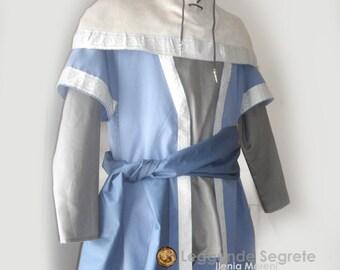 CUSTOM ORDER Elf Ranger Vest Gilet Renaissance Reenactment Sca Larp