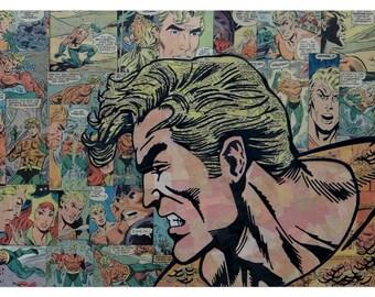 Aquaman Print 11x17