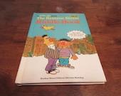 Vintage Sesame Street pop-up book, The Sesame Street Riddle book
