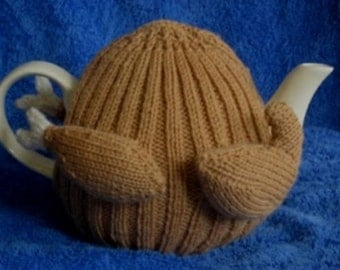 Knitted Turkey Tea Cosy