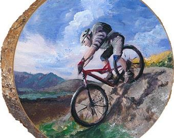 Downhill Biker - DPB002