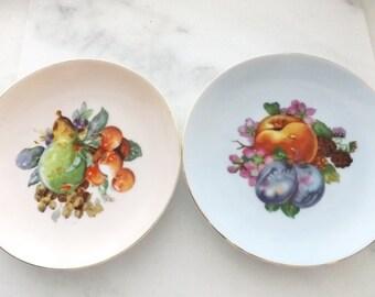 Fruit plates   Etsy