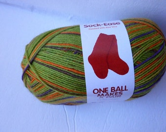 Sale Sour Ball Sock-Ease by Lion brand Yarns