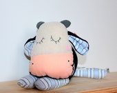 Soft Toy Stuffed Animal  Plush Cow