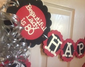80th Birthday Party Decorations