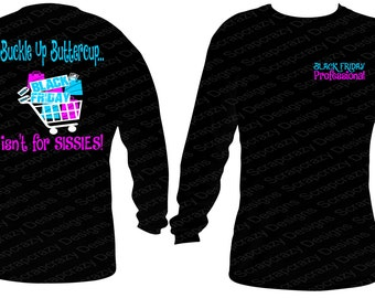 2014 Black Friday Long Sleeve Version