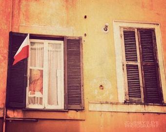 Italy photograph, Rome photography, fine art print, travel photo, Italian art, retro photography - Vatican City