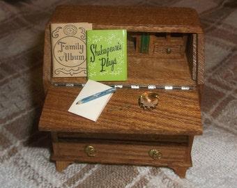 Dollhouse Desk, Shackman Dropfront