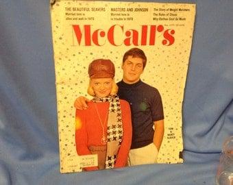 McCall's May 1970  magazine