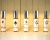 9ml - Pamplemousse Perfume Oil - Grapefruit, Honey & Bamboo