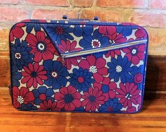1960s Perfect Weekender Suitcase