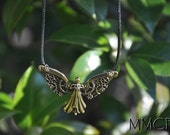 Mortal Instruments City of Bones The Infernal Devices Tessa's Clockwork Angel Necklace