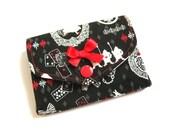 Coin purse wallet Alice