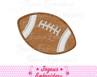 Instant Download Football Embroidery Applique Design NO:1603