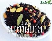 50g A Very Supernatural Christmas Tea - Loose Black Tea - Supernatural Inspired