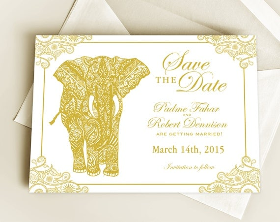 Standard Wedding Invite Size with nice invitations layout