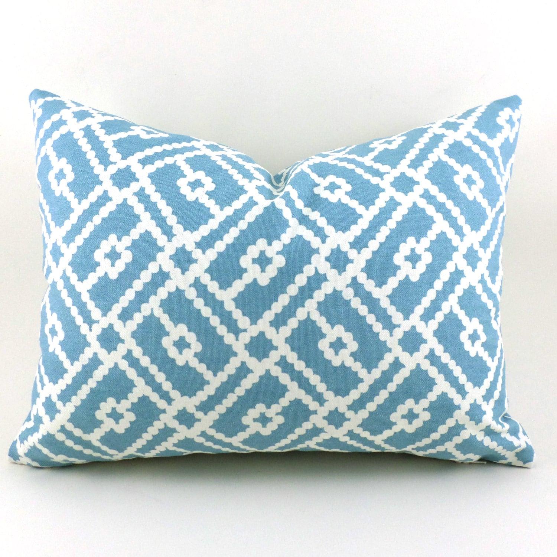 Lumbar Pillow Cover Any Size Decorative Pillow Cover Pillows