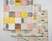 Burp Cloth Set -  Eloise Renouf's Shape of Spring collection