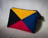 """Nautical Flag Clutch - """"Z"""""""