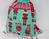 Christmas Santa Sack - The Nutcracker - can be personalised