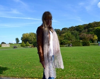 Nina lace scarf