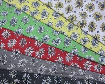 Daisies  by Suzuko Koseki for  Yuwa of Japan