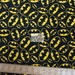 "DC Comics Batman Emblem Toss By David Textiles 100% Cotton Fabric - 45"" Width Sold By The Yard Bruce Wayne Bat Signal Dark Knight"