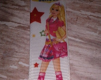 New Arrival- Barbie Vertical Grosgrain Ribbon