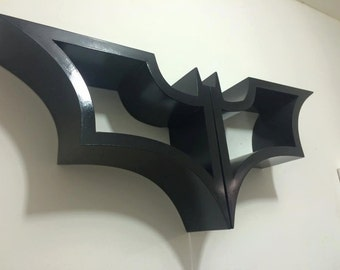 Batman inspired shelf