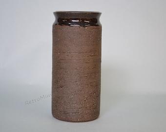 Laholm ceramic made in Sweden vase - 2107