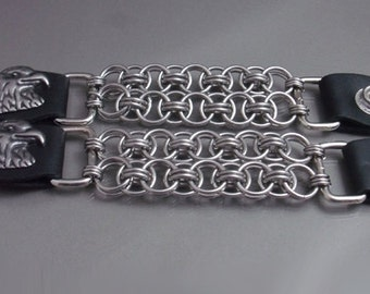Helm Weave Chainmail Vest Extender