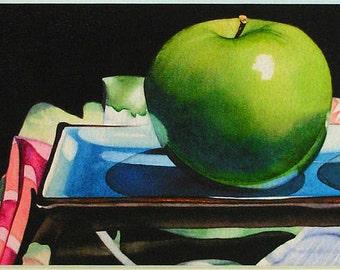 Green Apple #2