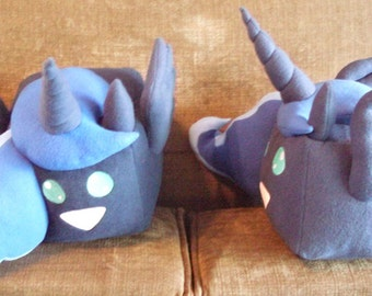 My Little Pony Princess Luna Sugar Cube Plushie