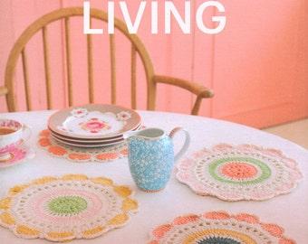 Debbie Bliss Crochet Living Book Crochet Patterns