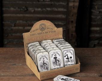 100%  Organic Shea Butter sliding tin