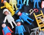 SALE: Playmobile from the seventies