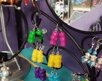 Gummi Bear Earrings