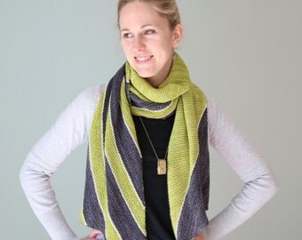 Dromos Wrap PDF KNITTING PATTERN