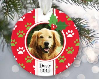 Pet photo ornament  Etsy