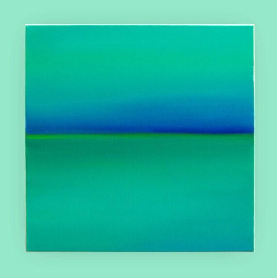 Resultado de imagen para mar calmado pintura