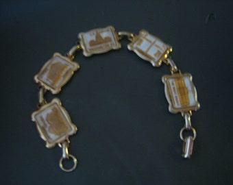 Vintage Washington D C Bracelet