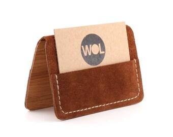 WOL - Hari - Credit & Business Card Holder, Wallet