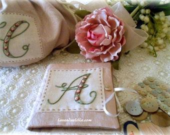 Alfabeto Completo con Rose - Schema